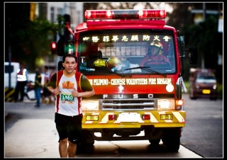 Fire Run Photo Contest 9th Place