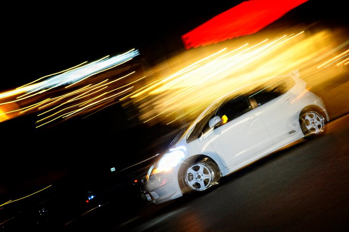 Panning Exposure Photocontest 1st Place