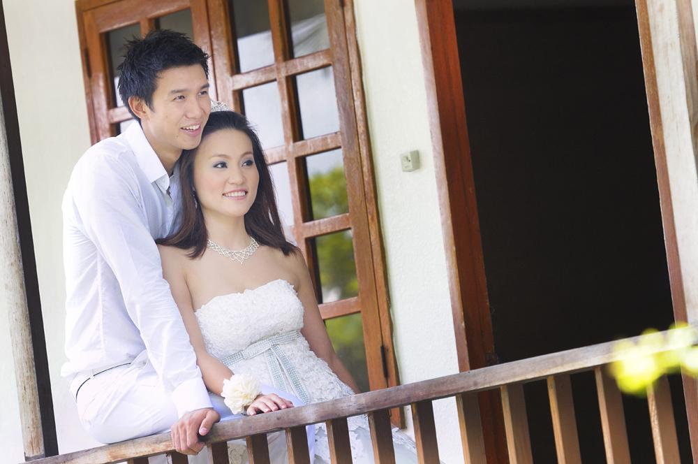 Wang Jing and Zhan Li Yun