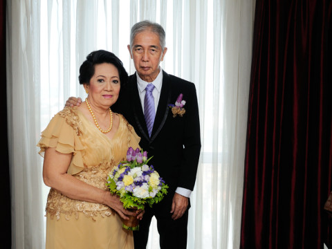 Apin and Vicky 50th Wedding