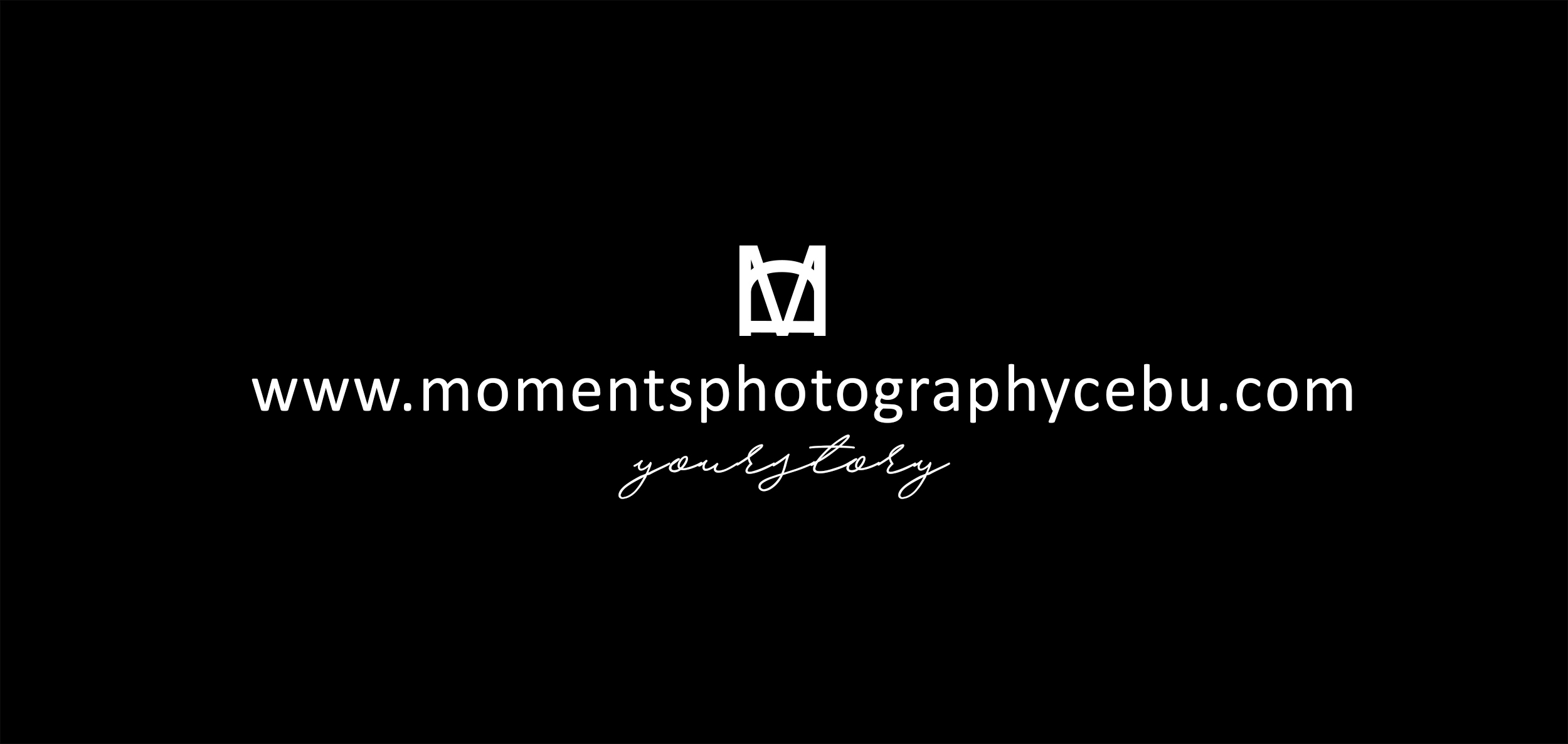 Moments Photography Cebu - Capturing Your Moments and Your Story